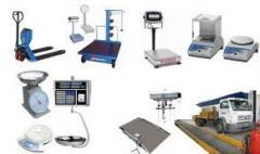 Equipos de pesaje electronico