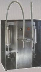 Dosificadora para líquidos de dos pistones