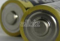 Baterías de plomo de arranque