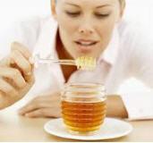 Cosméticos de miel