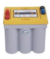 Baterías acumuladoras de plomo