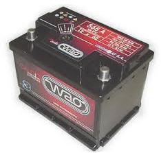Baterías acumuladoras de plomo de aviación