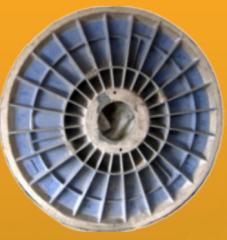 Moulds for polyurethane shells
