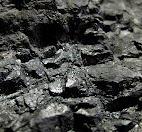 Bituminous long-flaming coal