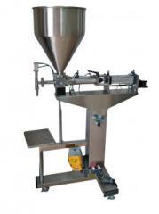 Dosificadora automatica de líquidos y Cremas IT-LG