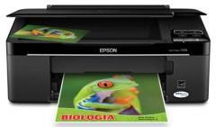 Impresora Multifuncional Epson Tx135
