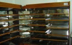 Bastidores de refrigeración