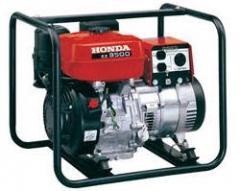 Generadores de corriente continua