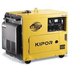 Generadores de diesel
