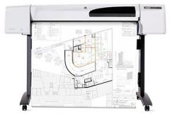 "Plotters HP Designjet 510 42""/1067mm."