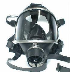 Respiradores contra aerosoles de gas
