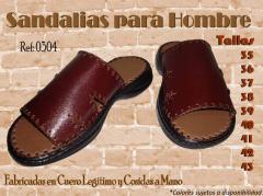 Erkek el işi ayakkabı