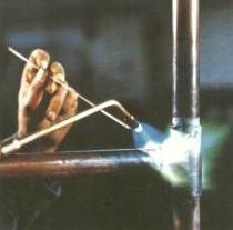 Soldaduras de cobre fosforoso