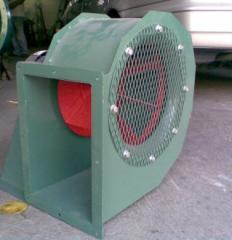 Equipo de ventilación