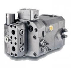 Motor de pistones Linde HMR-02-Regulable