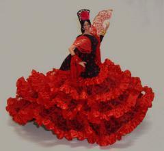 Muñeca Flamenca de Marin. Mod. Esperanza