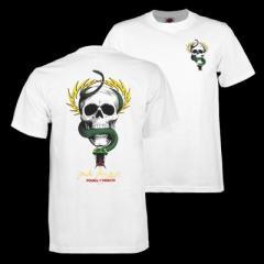 Camiseta p/p mcgill skull and snake lg