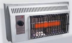 Calefactor a gas infrarrojo fijo de 9000 BTU Ref: