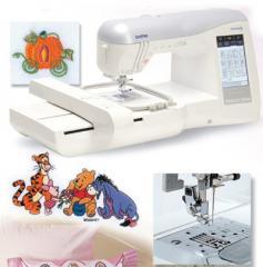 Maquina de costura y bordado Innovis 1500D