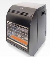 Calefactor a gas infrarrojo portatil de 16 000 BTU