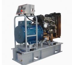 Generadores Diesel Potencia KVA/KW 13/13 Ref. GD13MP