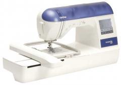 Maquina de bordar computarizada y de costura