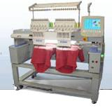 Máquina de bordar computarizada de 2