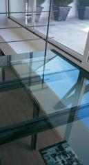 Cielorasos de vidrio colgantes