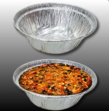 Forma para tacita, cazuelas, sopas, ensaladas