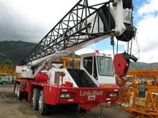 Maquinarias Para la Construcción