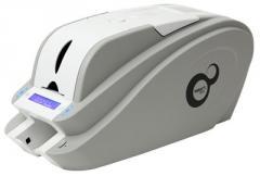 Impresora Smart CH para tarjetas plásticas