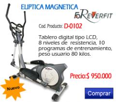 Venta de Elipticas Magnetica Foreverfit HM6022 ref D0102