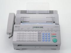 Fax de Transferencia Térmica