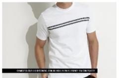 Ropa Deportiva para Hombres - Camiseta Afrodito Gef