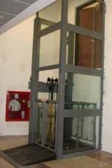 Elevador electrohidráulico Modular