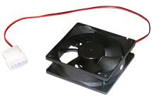Ventilador para fuente 80 x 80 x 25 mm