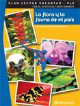 Libro La Flora y la Fauna de mi País