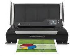 Impresora Hp Multifuncional Portátil