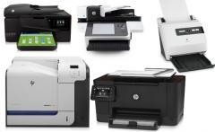 Nueva Línea De Escáner e Impresoras HP