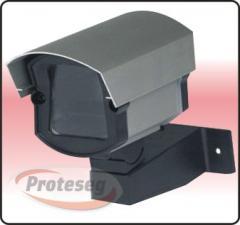 Caixa de proteção Anodizada Jr