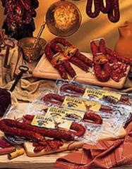Chorizo Barbacoa Bolillo