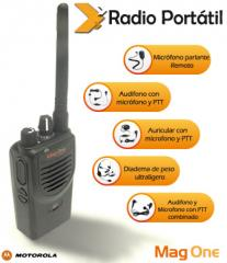 Radios Analogos A8 Mag One