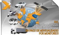 GPS AVL Localizador Vehicular