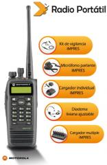 Radios Digitales DGP 6150