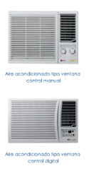Ventana Acondicionadores de aire
