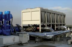 Chiller aplicaciones especiales Acondicionadores