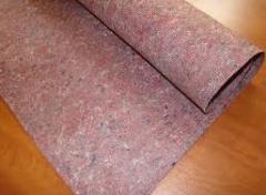 Materiales textiles no tejidos