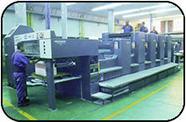 Impresora de Pliego Heidelberg Speed Master