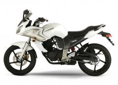 Moto Yamaha Fazer 16