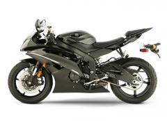 Moto Yamaha Súper Sport YZF R6